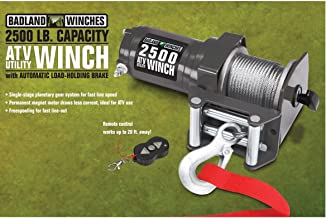 Best harbor freight winch 2500 Reviews
