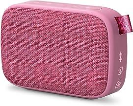 Energy Sistem Fabric Box 1+ Pocket Grape (TWS, Bluetooth v5.0, 3W, USB&microSD MP3 Player, FM Radio)