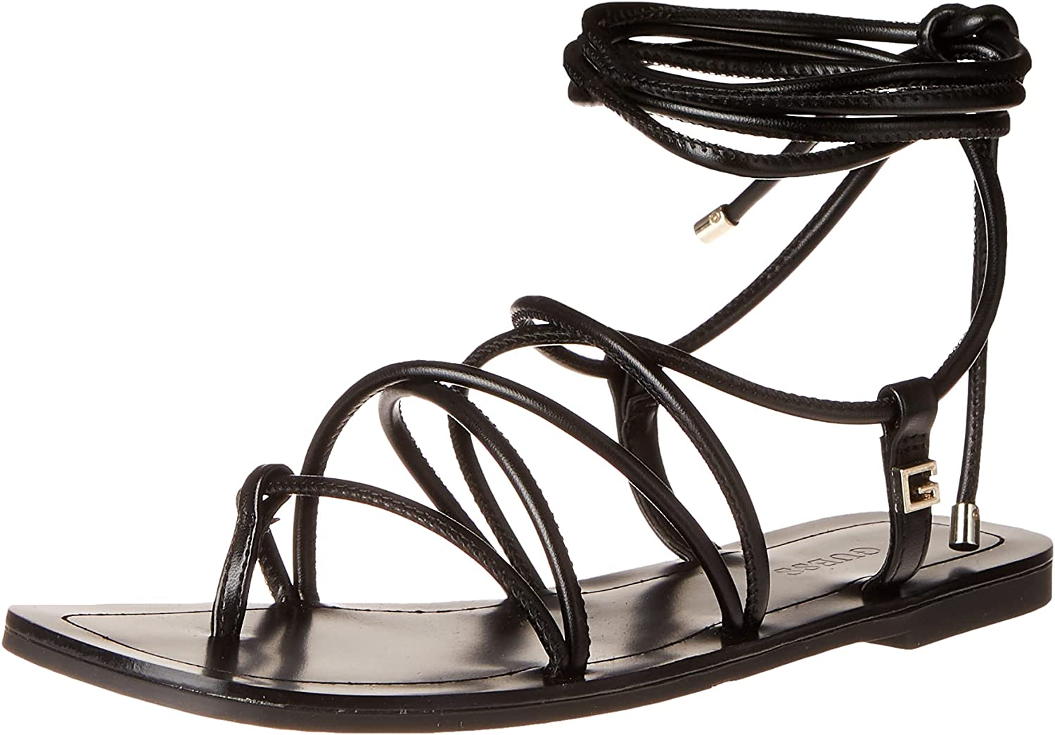 GUESS Special Campaign Women's Cristen 5% OFF Flat Sandal