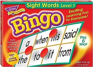 Trend Enterprises Sight Words Bingo