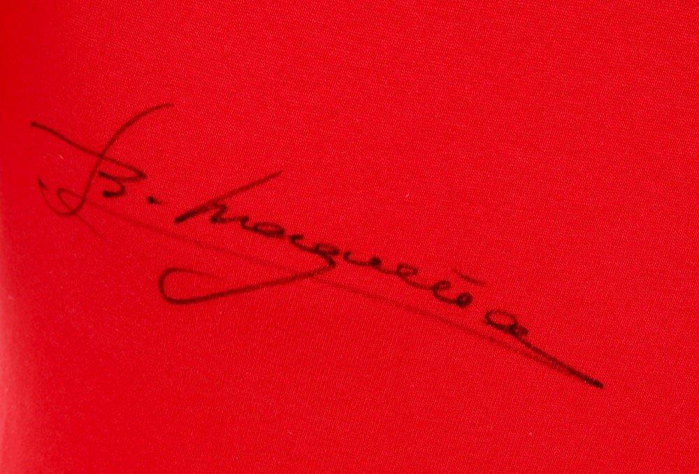 Emilio Butragueno firmado camiseta España autógrafos Retro Jersey Memorabilia COA: Amazon.es: Deportes y aire libre