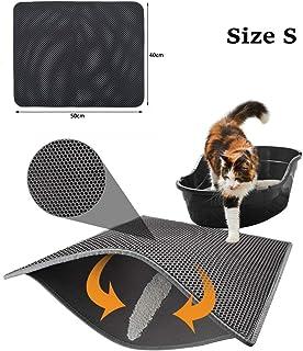 Estera de Arena para Gatos, Alfombra para Gatos Arena, Cat