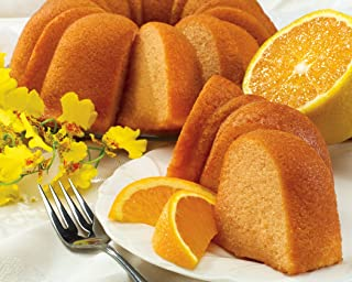 Dockside Market Direct From The Florida Keys Honeybell Orange Cake Made With Moist Refreshing Honeybell Tangerine 24 Ounce...