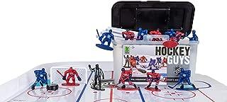 Kaskey Kids NHL Toronto vs Montreal 27 Piece Hockey Guys Action Figure Set for Hockey Fans