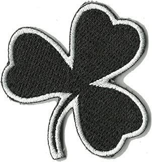 Die Cut Irish Clover Tactical Patch 2