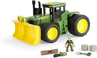 Ertl John Deere Gear Force 4WD Tractor Playset