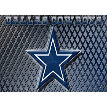 Amazon Com Footall Team Backdrop For Photography 7x5ft Happy Birthday Dallas Cowboys Background For Boy Vinyl Photo Backdrops Background Adult Men Football Backgrounds For Birthday Party Customized Camera Photo