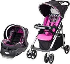 evenflo vive travel system pink