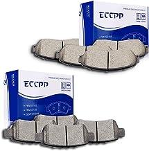 Brake Pads, ECCPP 8pcs Ceramic Disc Brake Kits fit for 2005-2010 Honda Odyssey