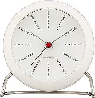 【正規輸入品】Arne Jacobsen Bankers Table Clock 43675