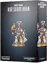Games Workshop Warhammer 40,000 White Scars KOR'SARRO Khan
