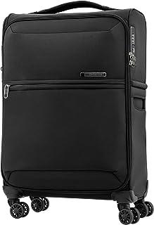 Samsonite 72H DLX Spinner Unisex Small Black Polyamide Luggage Bag DC6009001
