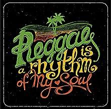 Reggae Is A Rhythm Of My Soul - 180g Black Vinyl Compilation [Vinyl LP] [Vinilo]
