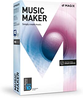 MAGIX Music Maker – 2017 Plus Edition – Make your own music the easy way