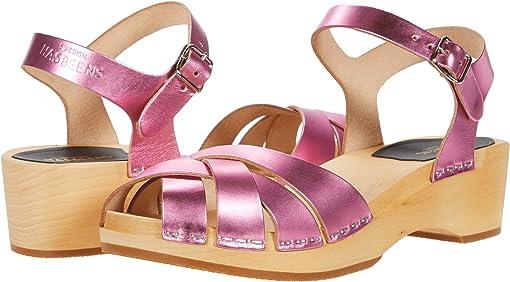 Baby Pink Metallic