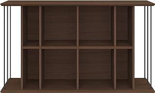 パモウナ(Pamouna) オープンシェルフ 本体:ウォールナット 横幅:140・奥行37.7・高さ79.9cm