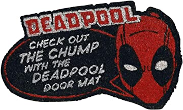 60 x 40cm Hi There 1art1 Deadpool Did Someone Bring The Chimichangas Felpudo Alfombra