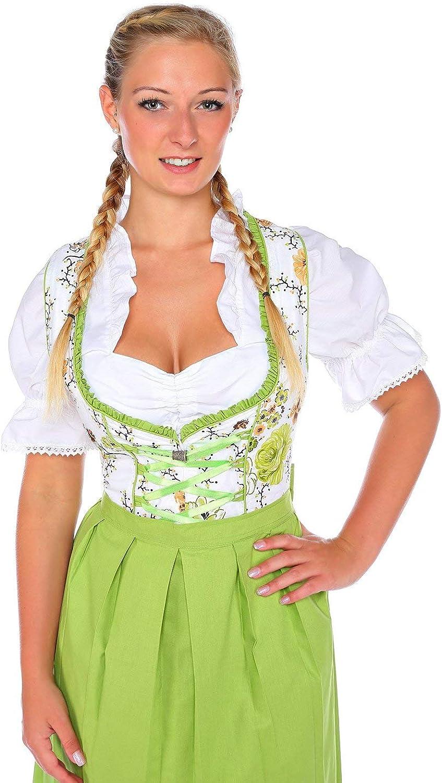 Lukas Dirndl Dress 3 pieces Authentic Bavarian Floral Exlusive 1180