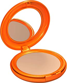 vichy ideal soleil spf30 beautifying sun protection compact Golden beige 9g