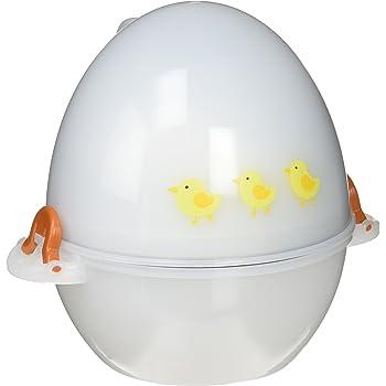 パール金属 電子レンジ 調理 レンジで ゆで卵 たまご 3個用 レンジピヨ 日本製 C-248
