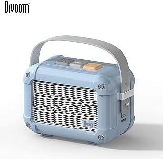 Divoom 6958444602622 Pixel Art Speakers - Blue (Pack of1)
