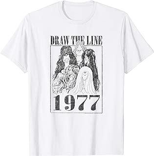 Aerosmith - Draw the Line 1977 T-Shirt