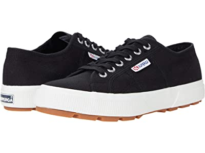 Superga 2750 Tank Cotu (Black/White) Women