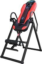 Inversiebank Deluxe, ondersteunt tot 150kg met massager, Robuust en Total Investment Possibility