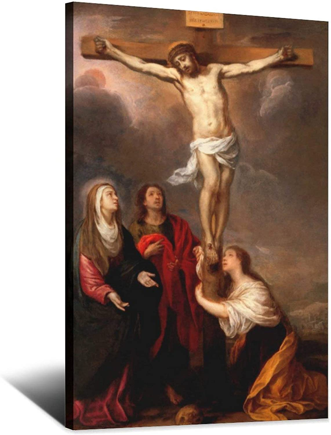 YTCH Jesus Christ Poster Canvas Office Jacksonville Mall Picture Modern Art New popularity