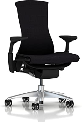 Magnificent Amazon Com Herman Miller Embody Chair Fully Adj Arms Pdpeps Interior Chair Design Pdpepsorg