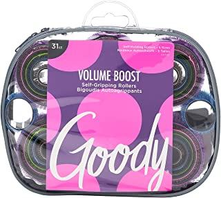 Goody 1941105 Self Fastening Rollers, Multi Colour ' 31 Units