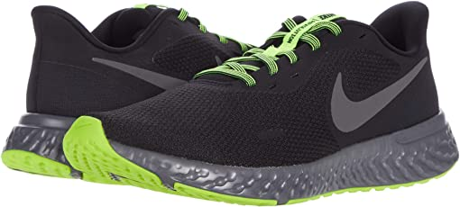 Black/Iron Grey/Volt