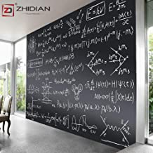 ZHIDIAN Magnetic Chalkboard Contact Paper for Wall, 60