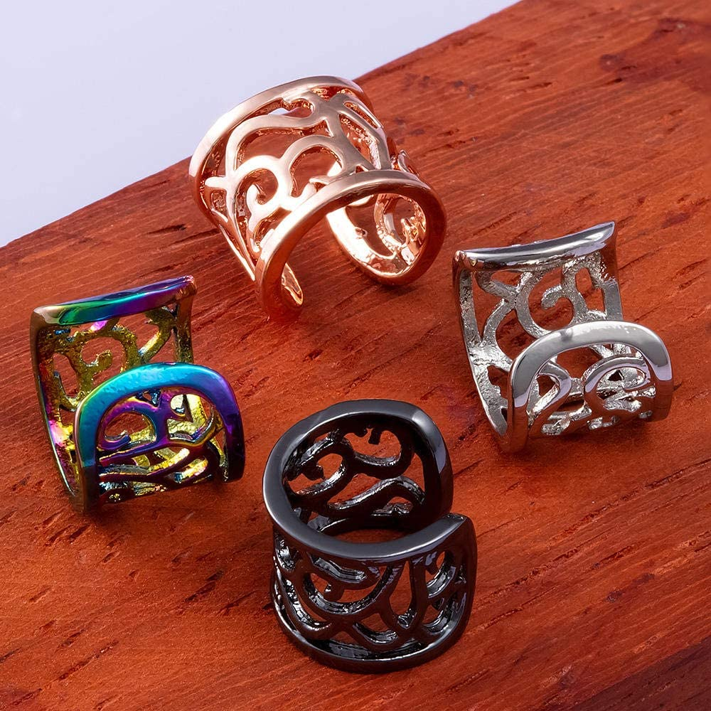 Personalized Hollow Pattern Ear Clips American European Earr Max 81% OFF and 5% OFF