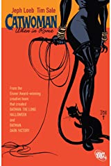 Catwoman: When In Rome (2004-2005) Kindle Edition