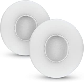Thick Replacement Earpads for Beats Solo 2 & 3 Headphones, Superb Comfort, Thicker Than Stock Ear Pads, Easy to Install, P...