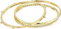 French Connection - Dots Bangle Bracelet Set