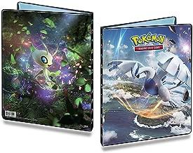 Ultra Pro Pokémon Lugia & Celebi 9-Pocket Full-View Portfolio