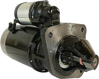 DB Electrical SBO0195 New Starter For Ford Hollctor Skid Steer Loader Ls190 Lx985 98-99 Diesel, Farm 5640 5640Sl 5640Sle 6640 6640Sl 6640Sle 7740 81868126 82005343 82012413 82013923 IMI25216-001 MS268