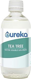 Eureka Tea Tree Water Soluble Solution, 200 milliliters