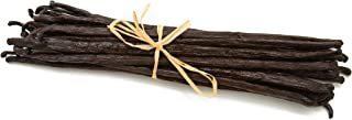 10 Madagascar Vanilla Beans Whole Grade A Vanilla Pods for Vanilla Extract and Baking