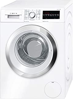 Bosch 9 Kg 1400 RPM Front Load Washing Machine, White - WAT28461GC