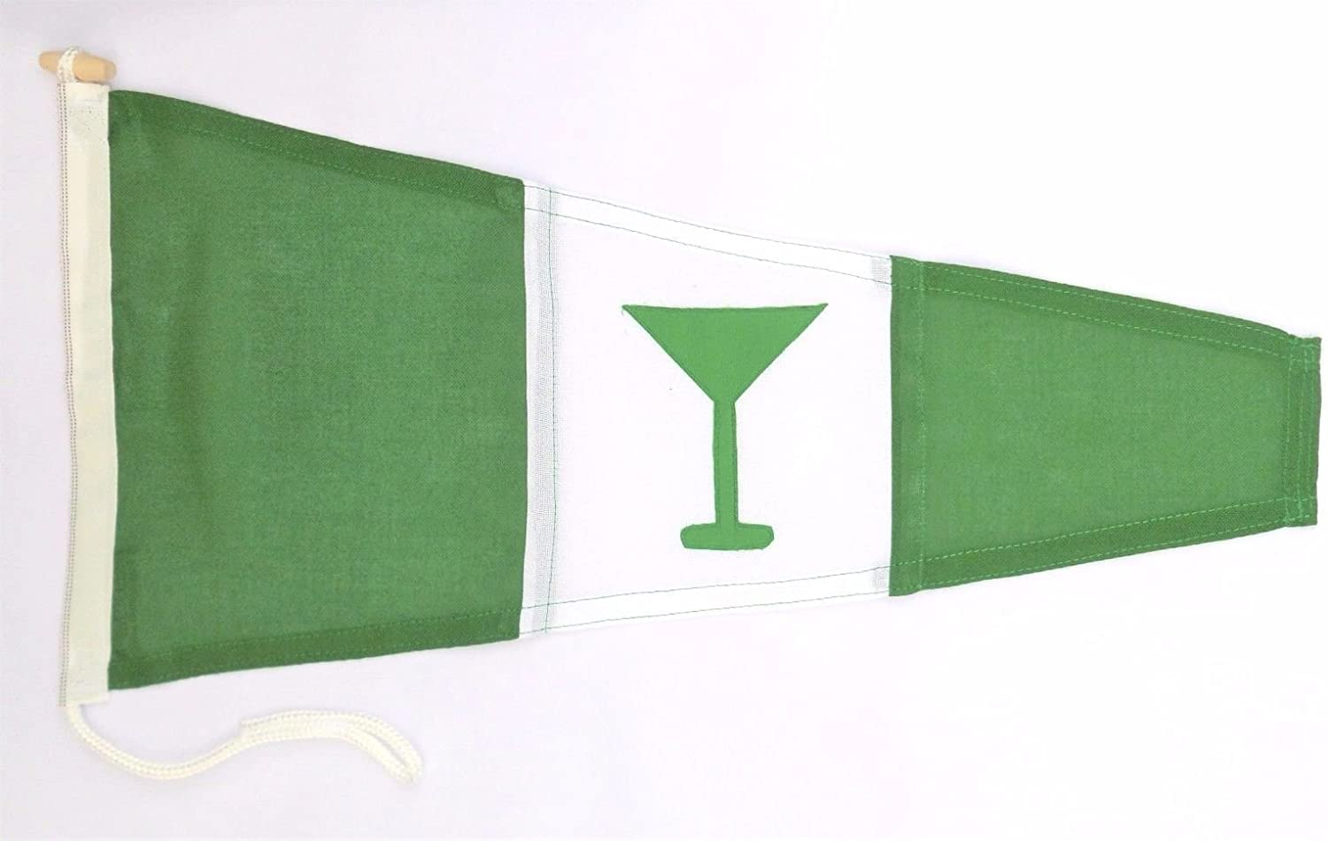 1000 Flags Gin Pennant Signal Flag - Fully Deluxe 22