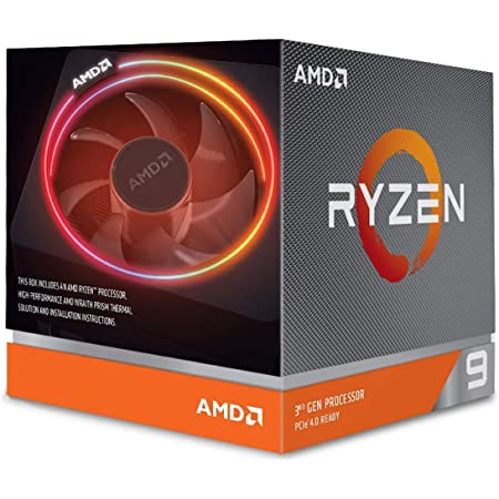 AMD Procesador RYZEN9 3900x Socket AM4