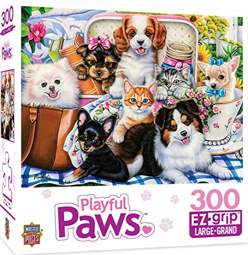 ahorra hasta un 50% MasterPieces Fun Talla    Playful Paws  ventas en linea