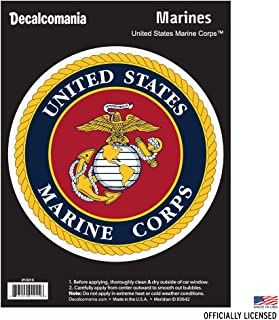 Marine Corps Car Decal - Large 5.5