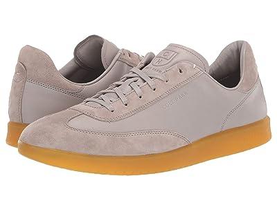 Cole Haan Grandpro Turf Sneaker (Paloma Gray/Gold Translucent) Men