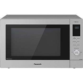 Amazon.com: Panasonic NN-CD87KS Home Chef 4-in-1 Microwave
