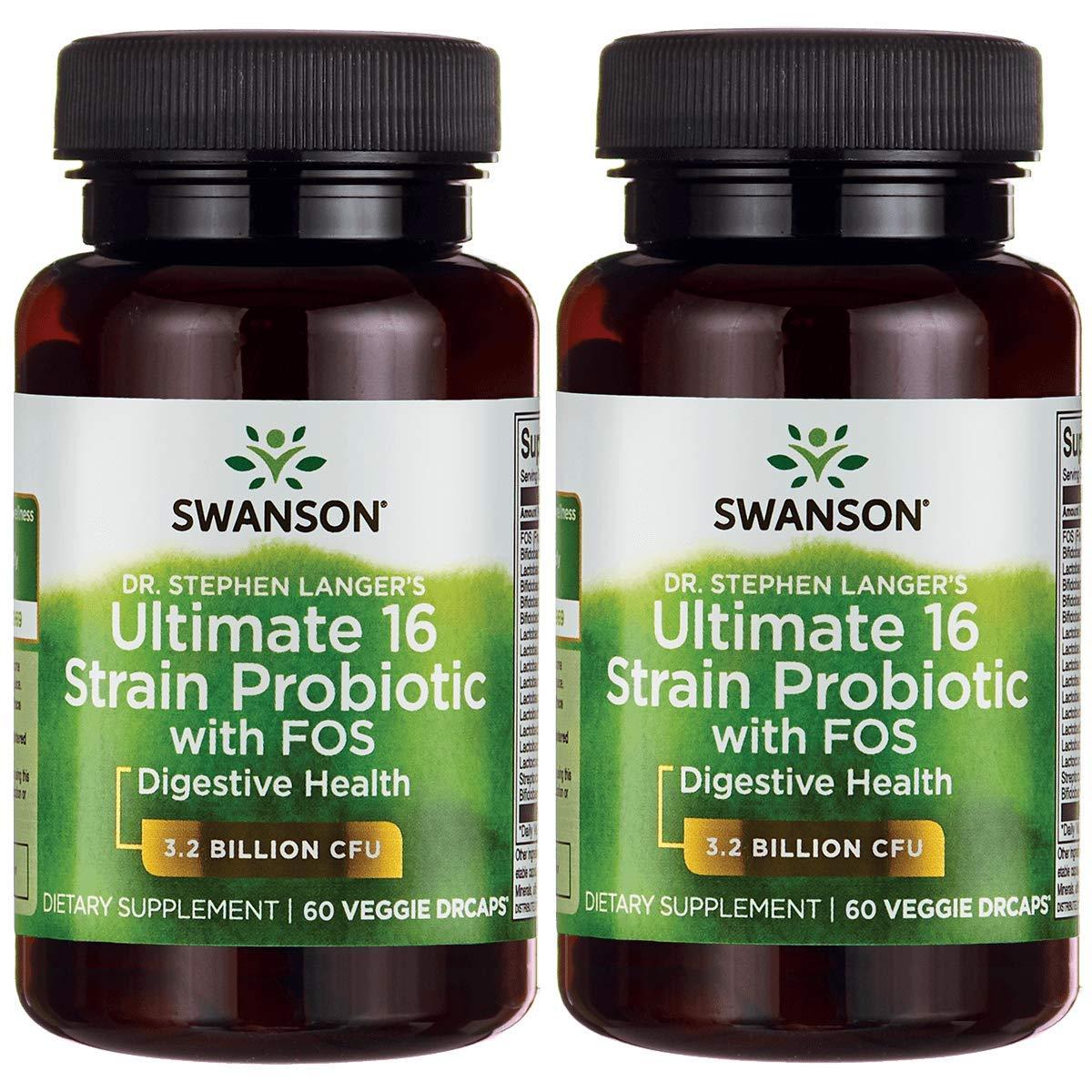 Swanson Probiotic Prebiotic Digestive Supplement