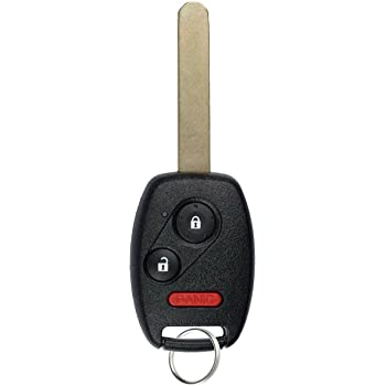 LYSB01LW0G5RJ-ELECTRNCS Discount Keyless Replacement Key Entry Car Remote Fob For Honda Odyssey OUCG8D-399H-A 2 Pack